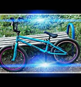 Bmx велосипед трюкавой