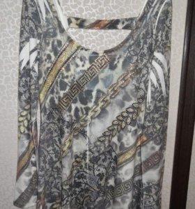 Трикотажное платье S12 s-twelve