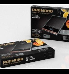 💥 Кухонные весы REDMOND RS-CBM747 🎁