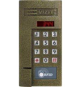 Домофон координатный VIZIT БУД-302К-20