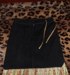 Продам новую джинсовую юбку бренд Jason Maxwell