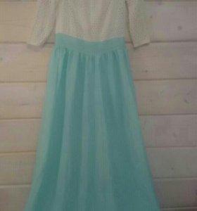Платье 44 46 размер. 200 руб