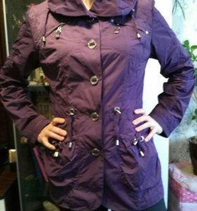 Ветровка (куртка летняя) женская