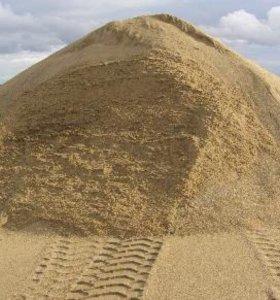 Песок земля Щебень