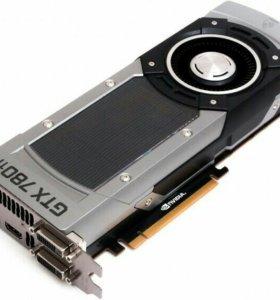 Видеокарта Nvidia GeForce 780 3Gb 384bit