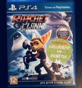 Игра на PS4 Ratchet Clank