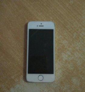 iPhone 5s 16gb на запчасти или под восстановление