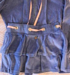 Домашний костюм Incanto 42 голубого цвета