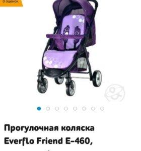 Коляска прогулочная Everflo