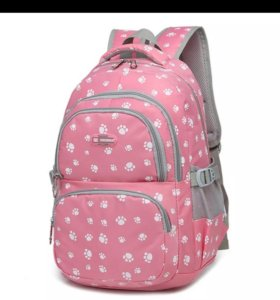 Рюкзак школьный новый для девочки