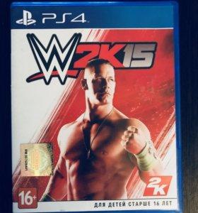 Игра на PS4 W2k15