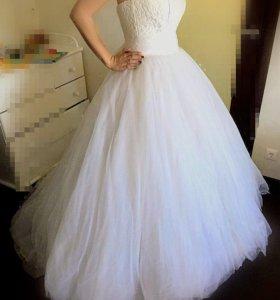 ТОРГ! Свадебное платье