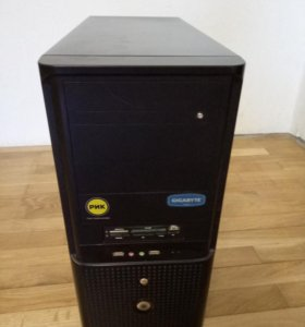 Компьютер E8400/4GB/150GB/Geforce GT 630