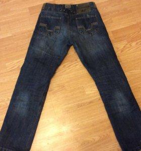 Мото джинсы