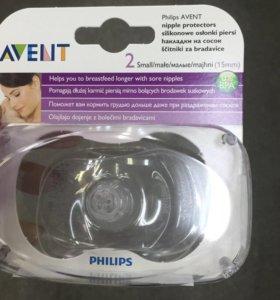 Защитные накладки на соски Philips Avent малые