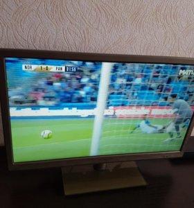 "LED телевизор rubin"", 24"", HD ready (720p), черный"