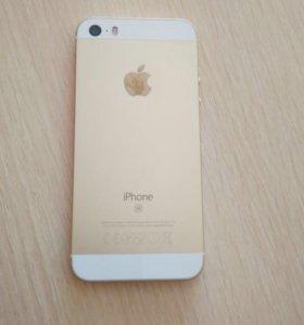 iPhone se 32г, все доки есть, весь комплект