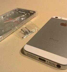 Корпус айфон 5S со всеми внутренностями без матери