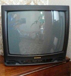 Телевизор цветной Рубин