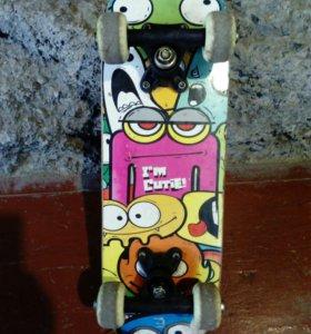 Мини скейт для детей 5-7лет