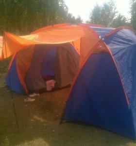 Палатка 6 мест