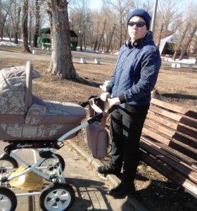 Детская коляска Ангелина