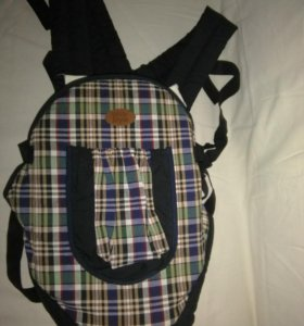 Кенгуру-рюкзак в отличном состоянии.