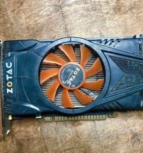 Видеокарта Nvidia GeForce GTX 550Ti