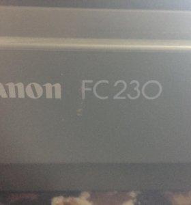 Ксерокс Canon FC230 Принтер HP laserJET 1300