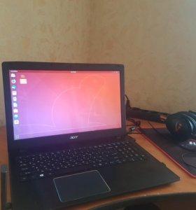 Acer e5-575g i5-7200u/6gb/gtx950m/1366×768