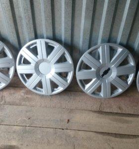 Колпаки колес R15