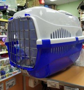 Пластиковая переноска для животных