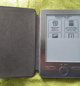 Электронная книга на запчасти, под замену экрана.
