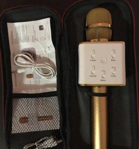 Микрофон- караоке Bluetooth