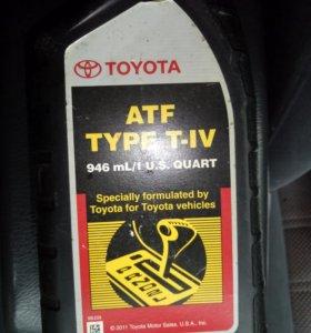 Жидкость для автомата TOYOTA TATF Tepe T-IV