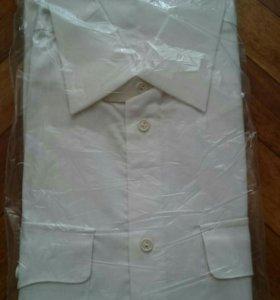 Рубашка белая форменная