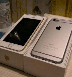 iPhone 6 16 гб на запчасти или ремонт