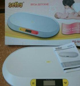 Весы детски электронные