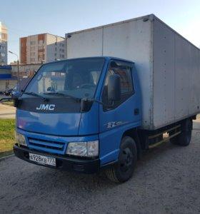 Изотермический фургон JMC