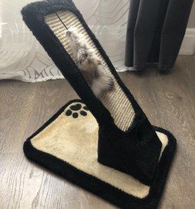 Когтеточка когтедралка для кота наклонная