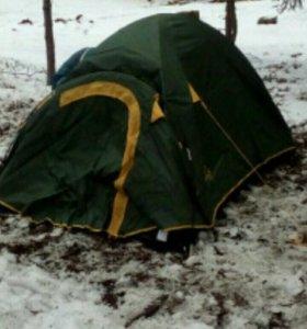 Прокат палаток и туристического снаряжения