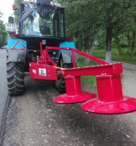 Услуги трактора: покос травы и др.