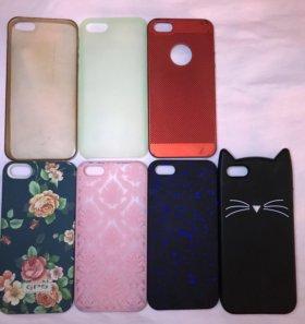 Чехлы на iPhone 5s/5/se