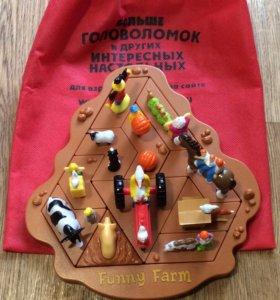 Игра-головоломка «Дядюшкина ферма»