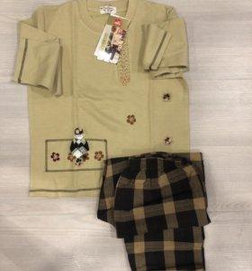 Домашний костюм ( пижама)
