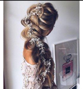 Украшение для волос Ульяна Астер