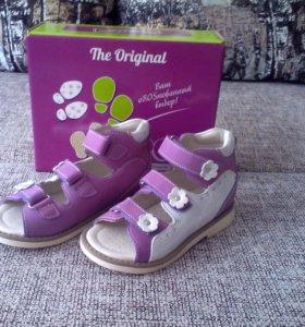 Новые сандалии ортопедические BOS 28 размер