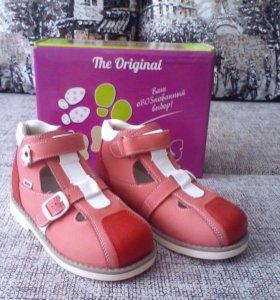 НОВЫЕ Туфли сандалии ортопедические BOS 29 размер