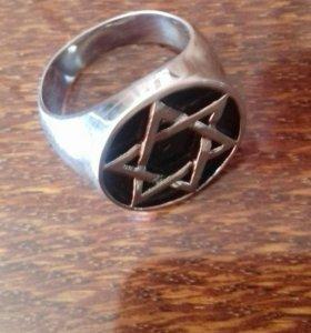Перстень (Звезда Давида)
