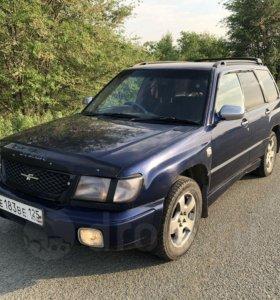 Subaru Forester в Разборе